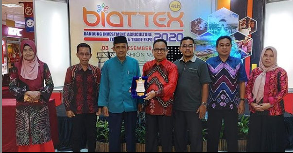 Gelaran Bandung Investment, Agriculture, Tourism and Trade Expo (Biattex) 2020